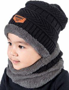 T-WILKER kids winter hat