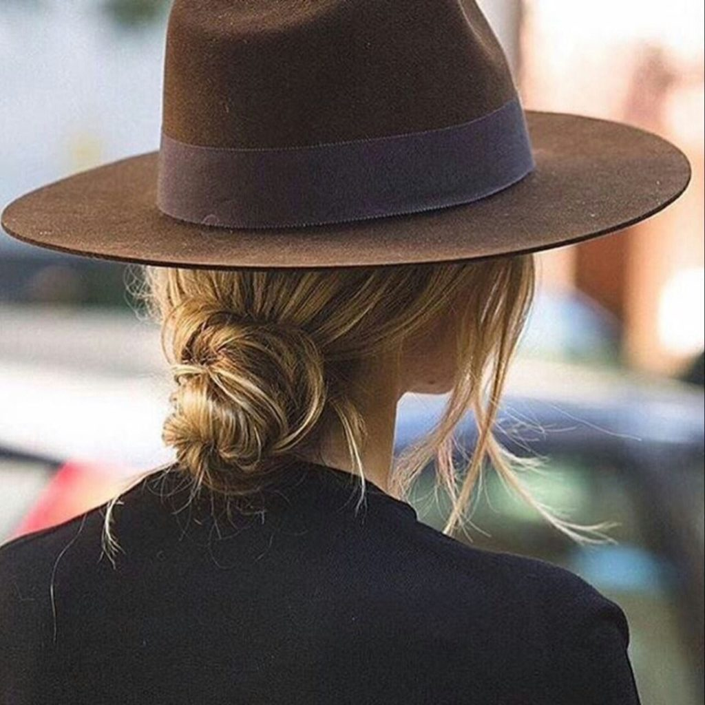 fedora winter hat