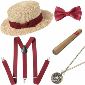 BABEYOND boater hat & accessories