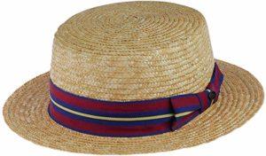 NYFASHION101 chapeau de canotier