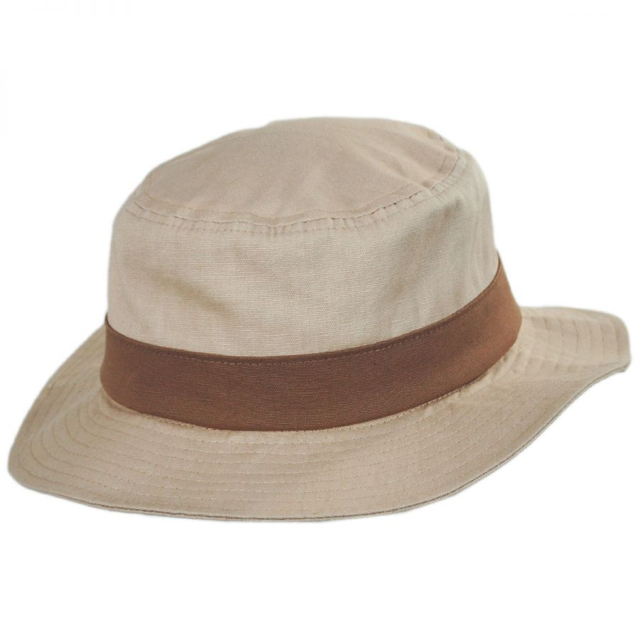 how to clean canvas hat