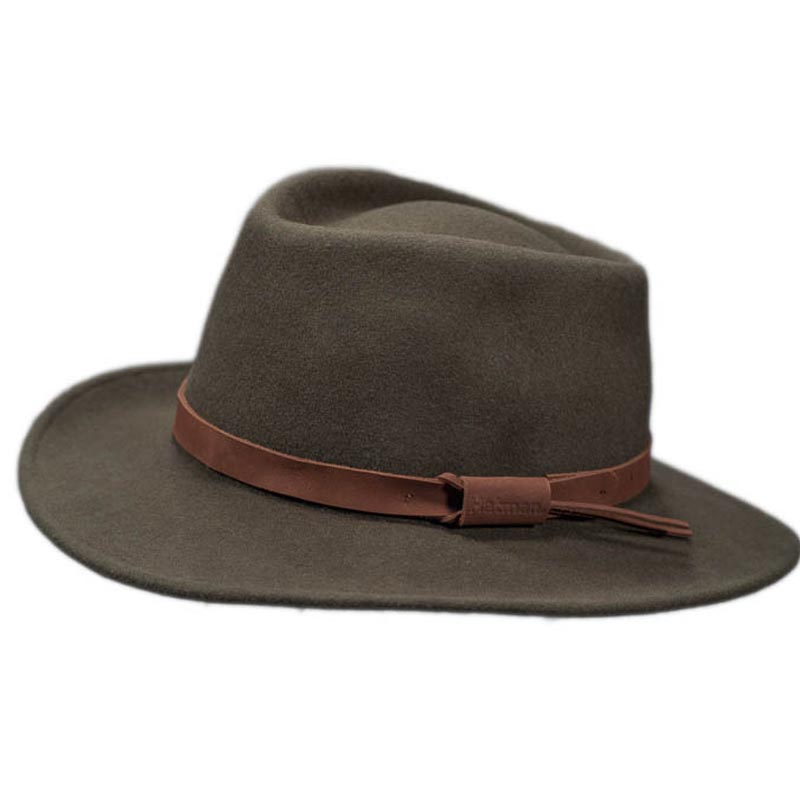 how to clean felt hat