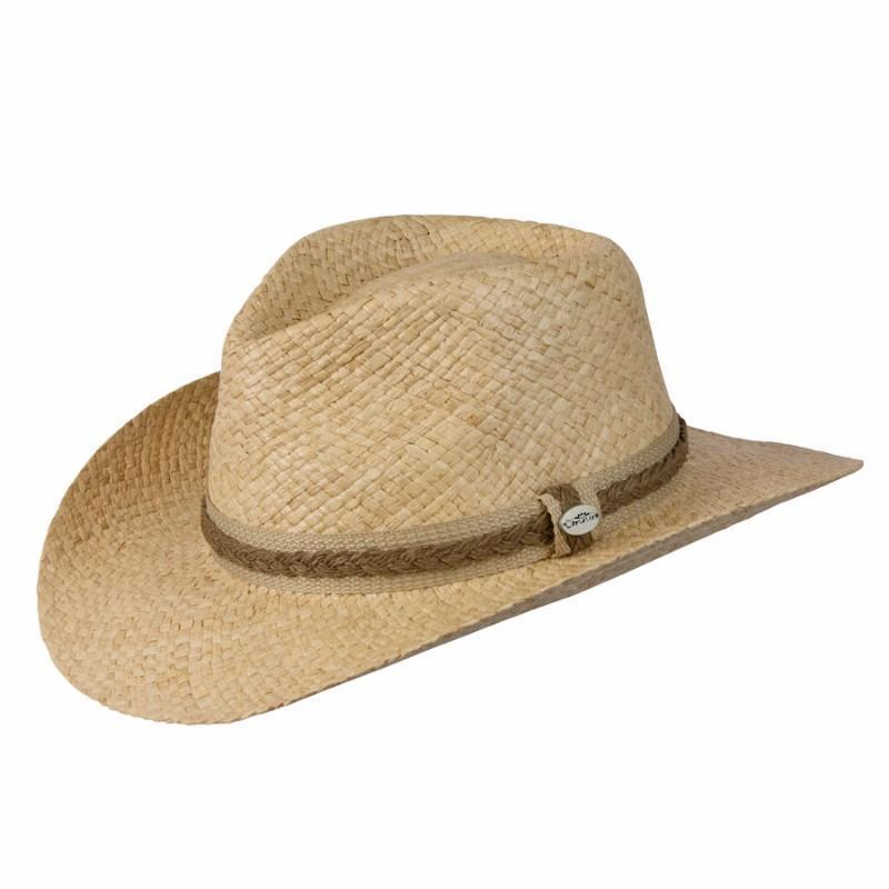 how to clean straw hat