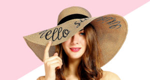how to choose a sun hat