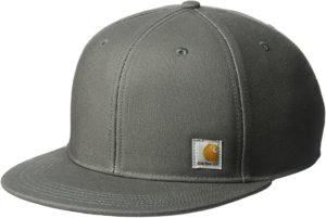 Carhartt flat bill cap