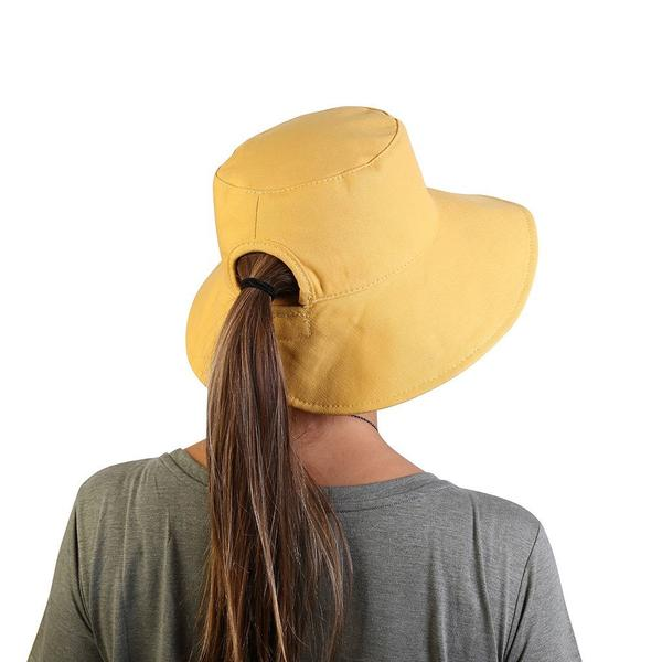 Hat with ponytail hole​