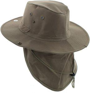 Chapeau safari JFH