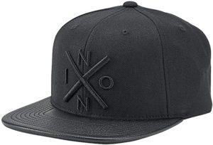 Nixon snapback hat