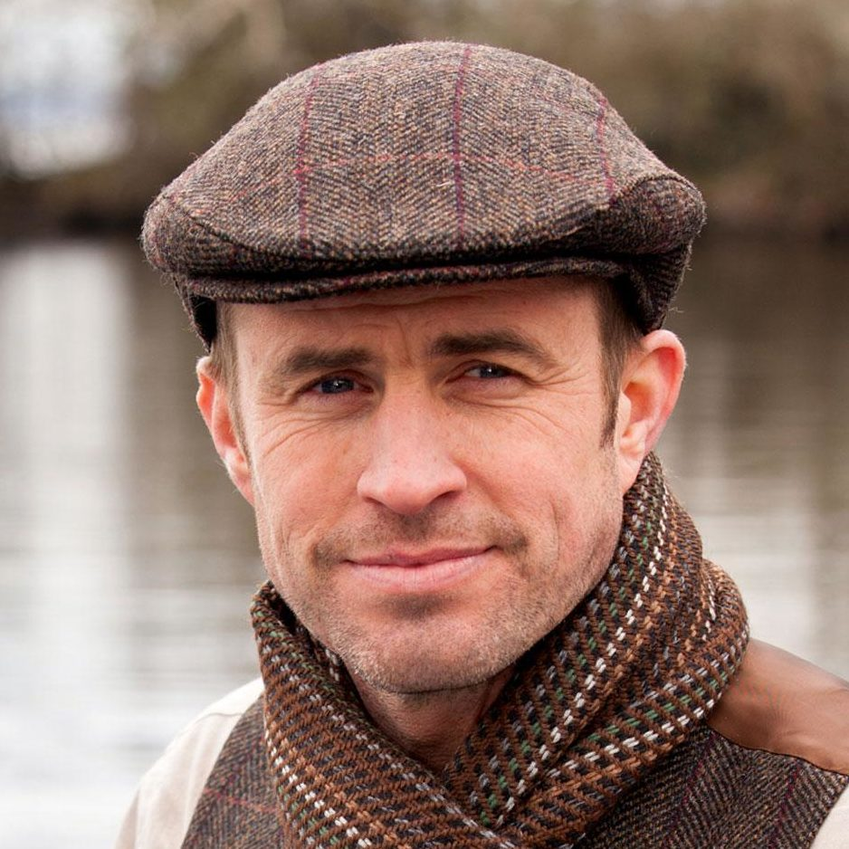 flat cap for men